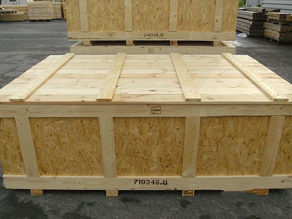 APL Holzverpackung