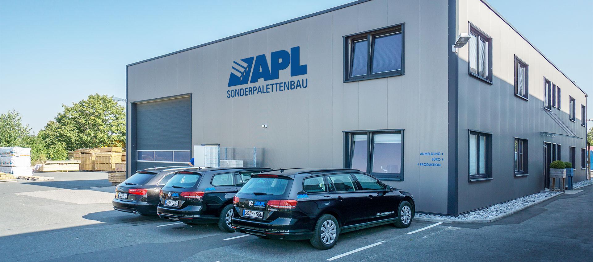APL Sonderpalettenbau